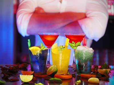 Bartending / Serving Services